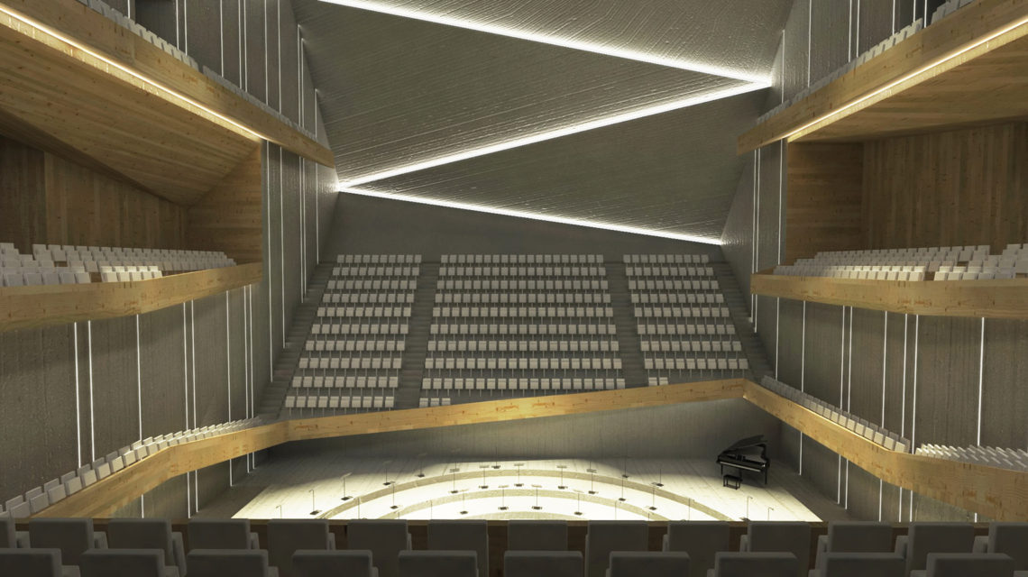 AQMA - PERS SALLE - TOKYO MUSIC CENTER